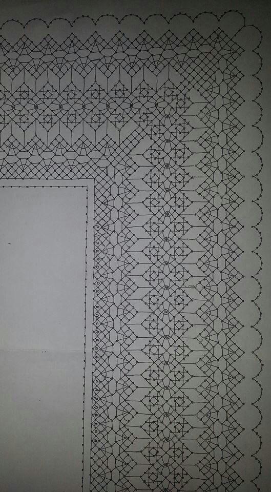 pin de inge deyck en kantklossen patrones de encaje