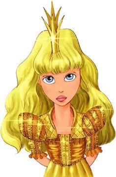 Enseignement des Rose-Croix - Conte : La Princesse qui apprend à sourire