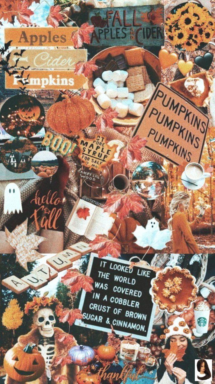 Astheticwallpaperiphonetumblr Halloween Wallpaper Iphone