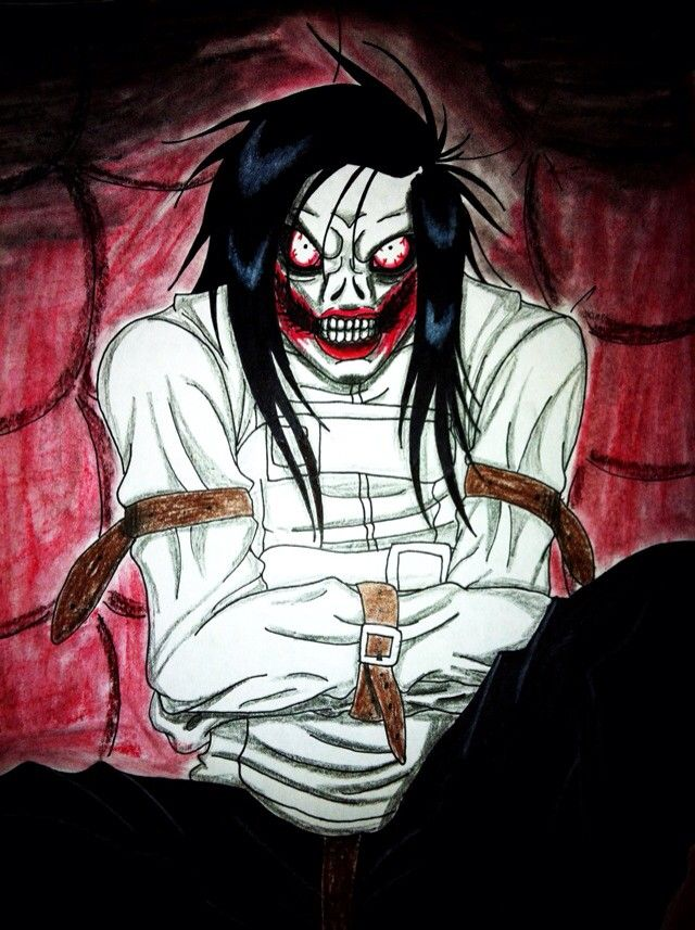 Pin by Jasmine Rhoney on Jeff The killer | Creepypasta, Creepypasta