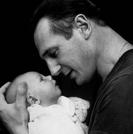 Aranyosi Ervin: Apának is születni kell