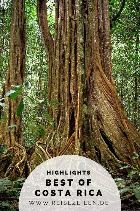 Costa Rica - Von Urwäldern, Schildkröten und Piraten