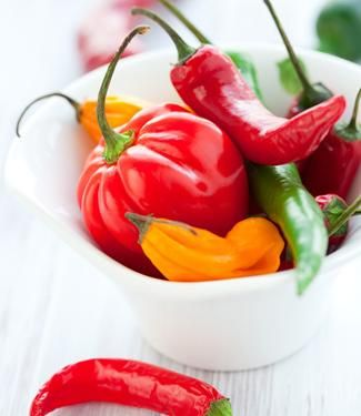Five Essential Peppers for the Latin Kitchen..They forgot serrano and pequin, absolutely essential in a Mexican kitchen...:)