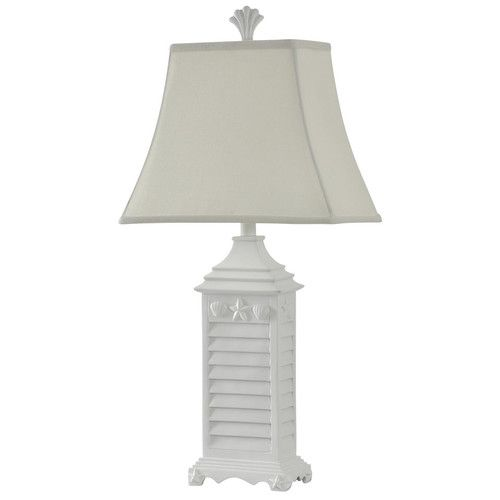 "Nautical Theme 29"" H Table Lamp With"