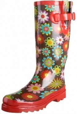 Fun, Funky & Functional Rain Boots for Women
