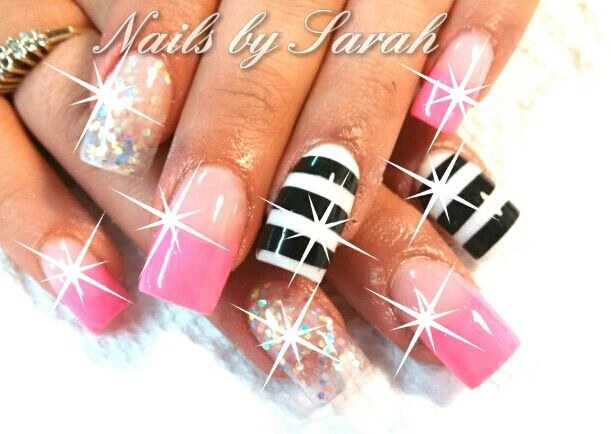 1492 best women 39 s nail designs images on pinterest - Diva nails and beauty ...