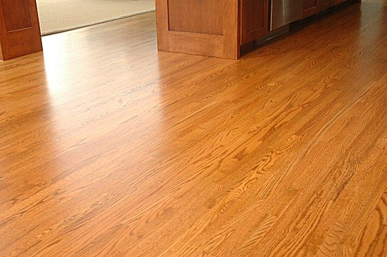 comparison of wood to laminate flooring