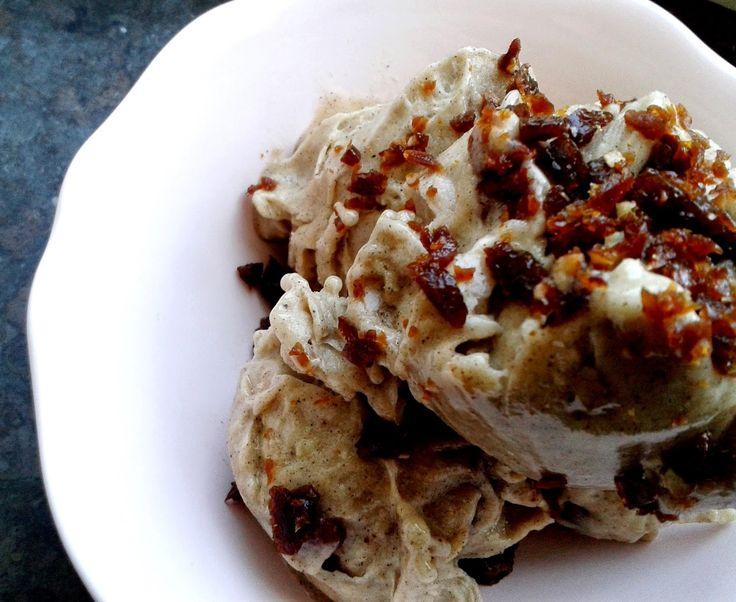 My Paleo Pantry: Bananis med smørristede pekannødder og karamel