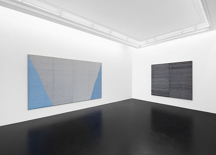 <p>Brent+Wadden+is+a+Vancouver+and+Berlin-based+artist+who+has+shown+his+work+in+Berlin+for+nearly+a+decade.+He+works+on+a+loom+to+create+geometric+woven+paintings.+The+weavings+are+tight+and+methodical.+It+is+hard+to+know+while+looking+at+them+if+they+were+made+by+human+…</p>
