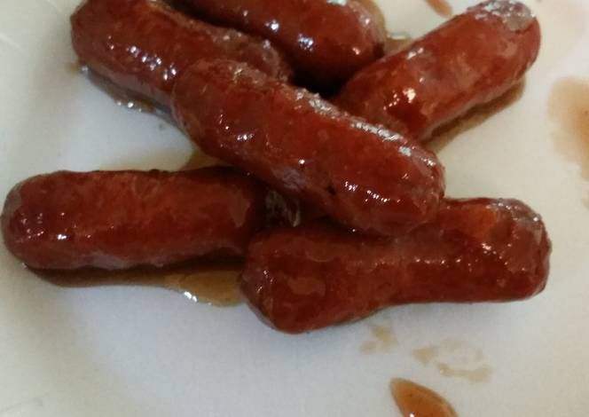 how to make cocktail weenies in a crockpot