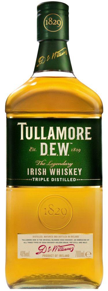 Tullamore Dew - Drink of the Week