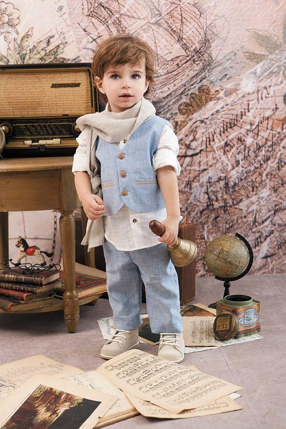 DOLCE bambini Christening Suit Sty.No 116-3 by StyledByAlexandros