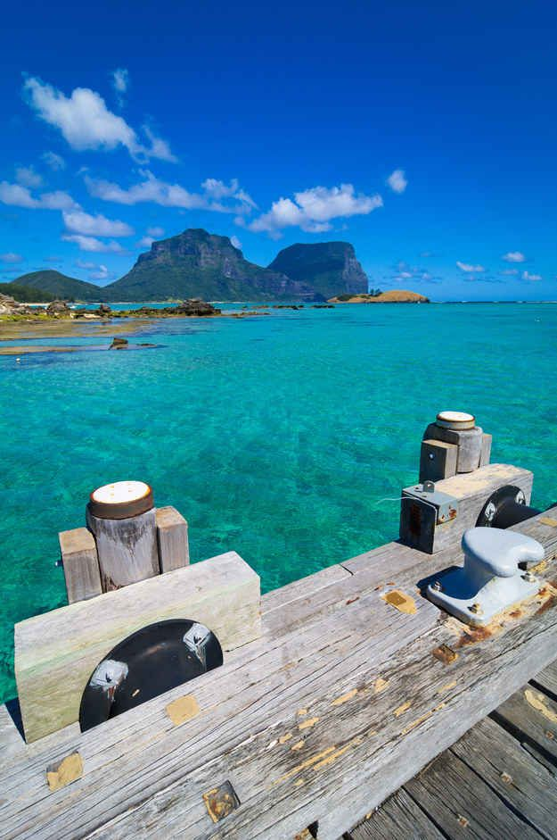 Lord Howe Island, New South Wales.