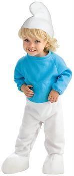 ToyHo.com - Smurfs: The Lost Village Smurf Toddler Costume