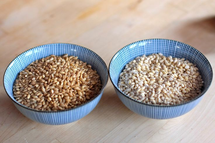 The difference btw Hulled and Pearl Barley, nutrition, how to cook etc