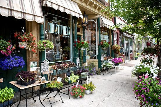 Christopher's Antique Shop in Nyack, NY