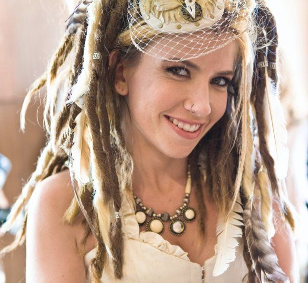white girl dreadlocks styles | Of course then there's just ...
