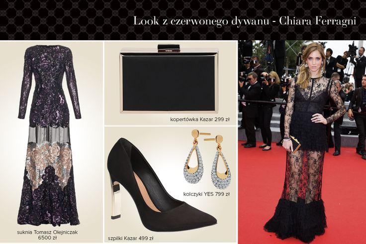 Look z czerwonego dywanu #kazar #fashion #heels #kozaki #inspiration #look #new #boots #bag