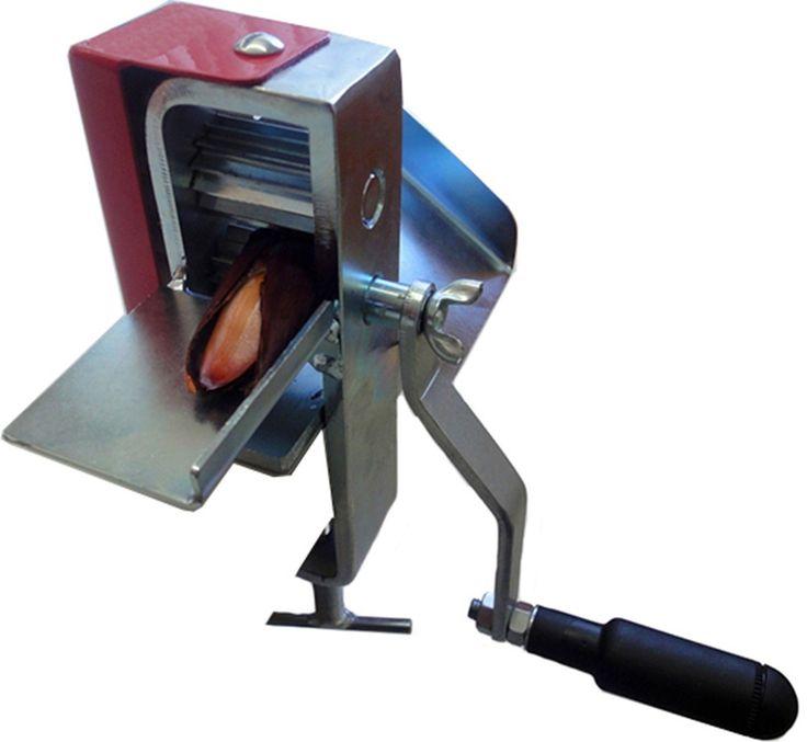 Descascador Manual De Pinhão- Máquina Para Descascar Pinhões