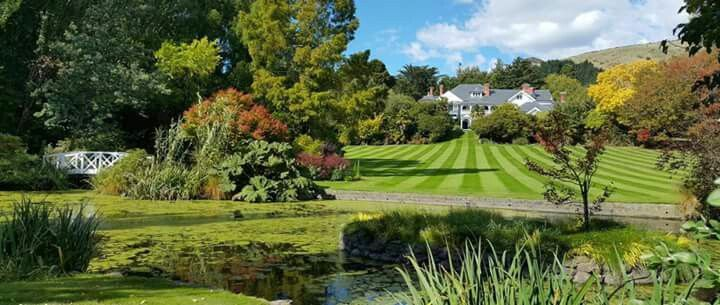 Otahuna Lodge, New Zealand one of new Zealand's premier destination wedding venues.