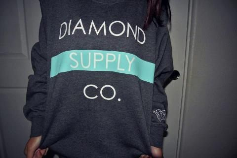 Diamond Supply Co. Lovee