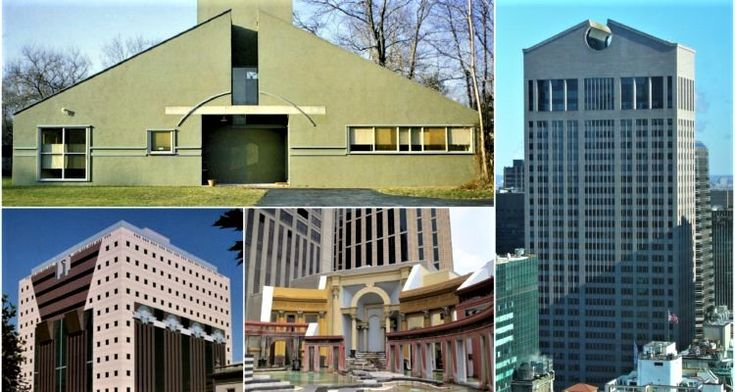 6 Architecture Icons That Define Postmodernism from the 20th Century