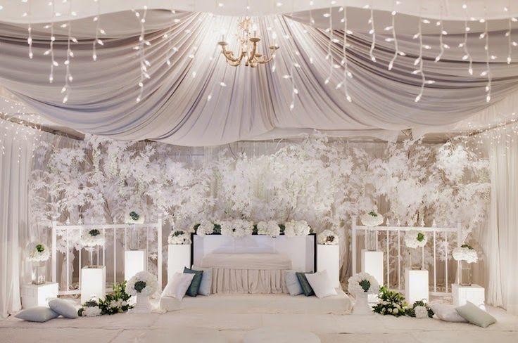 Garden Wedding Concept Malaysia Google Search Dekorasi Pernikahan Tenda Pernikahan Ide Perkawinan
