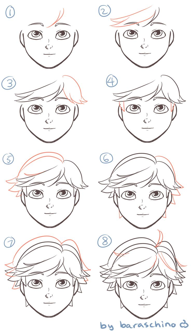 how to draw ladybug and chat noir