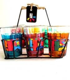 Buy Quirky kitsch cutting chai sets-Rickety Rickshaws other-home-furnishing online