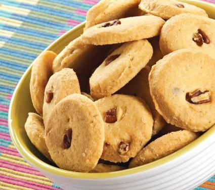 Consiente a tu familia con estas originales galletas sabor plátano