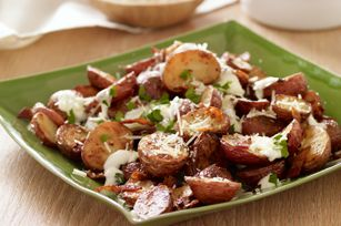 Pommes de terre nouvelles rôties