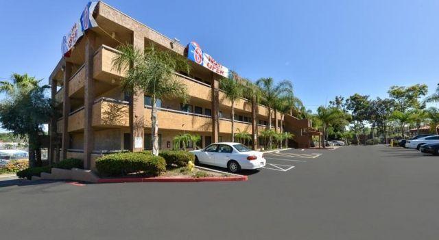 Motel 6 San Diego - Mission Valley - 2 Sterne #Hotel - EUR 36 - #Hotels #VereinigteStaatenVonAmerika #SanDiego http://www.justigo.at/hotels/united-states-of-america/san-diego/super-mission-valley_91340.html