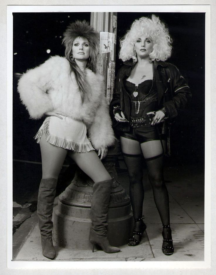 SHARON GLESS & TYNE DALY Sexy Leggy CAGNEY & LACEY TV SHOW Vintage ORIG PHOTO picclick.com