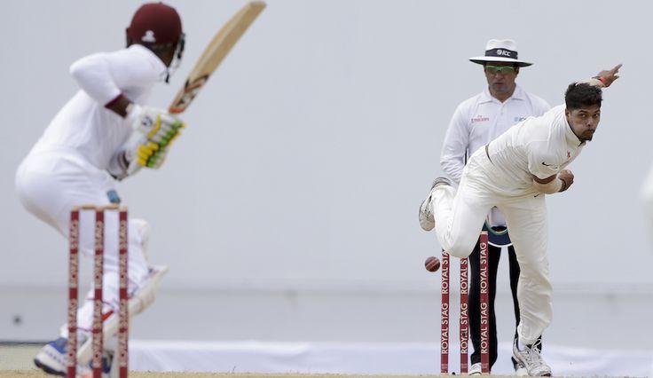 Live Cricket Stream: India Vs. West Indies Test in Jamaica Windies