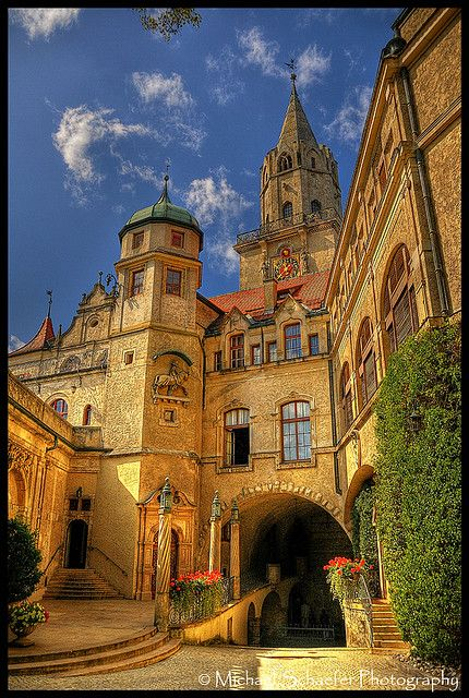Sigmaringen castle - Baden-Württemberg - Germany
