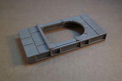 Playmobil x -System Wand mit Fenster Ritterburg  12 cm #16335