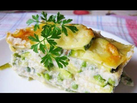 Рыбная запеканка рецепт Как приготовить запеканку Запіканка з риби Рецепт запеканки из рыбы - YouTube