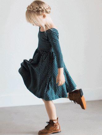 Vestidos con vuelo de Alice and Ames, conoce sus propuestas de moda para niñas