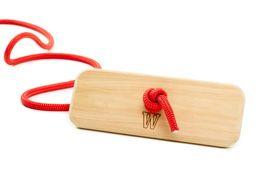 Simple Wooden Swings handmade in Victoria, Australia.
