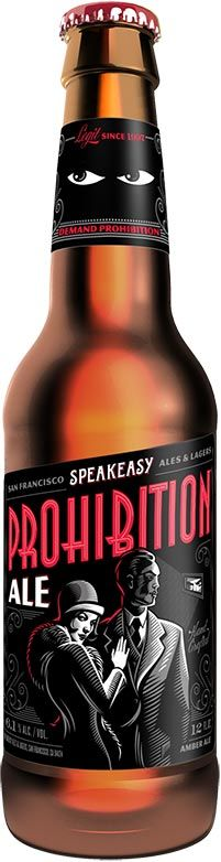 REVIEW: Prohibition Ale from Speakeasy Ales & Lagers