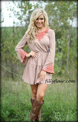 In the Sandhills of Texas in BEIGE - Filly Flair