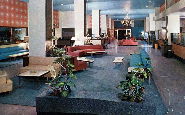 Alexandria Hotel lobby Los Angeles CA | Flickr - Photo Sharing!