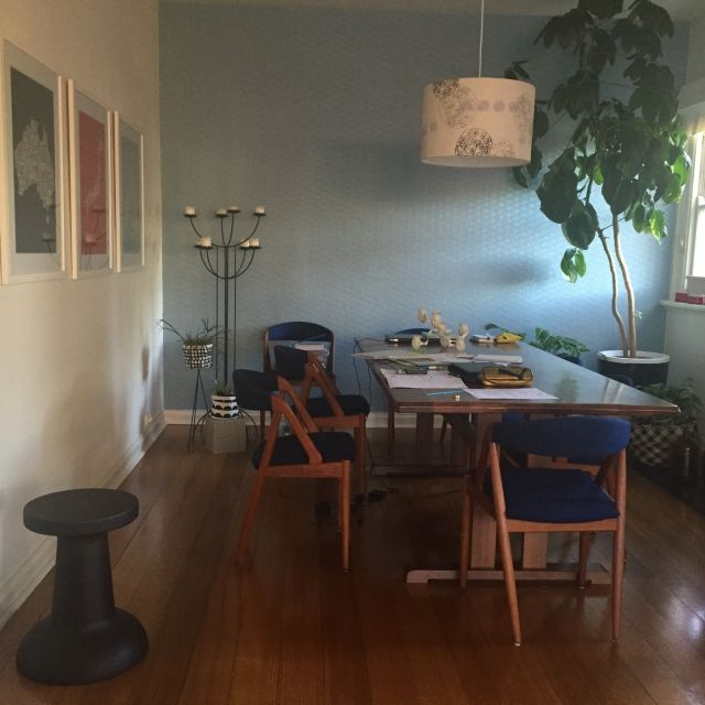 YABA0618さんの、My Desk,ダイニングルーム,メルボルン,インスタyaba0618,息子試験勉強についての部屋写真
