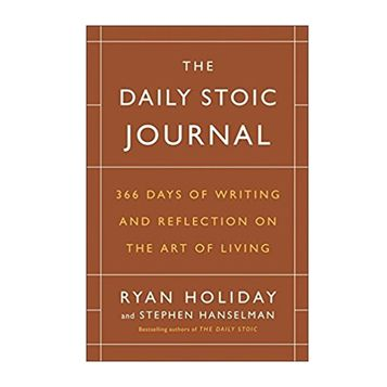 The Daily Stoic Journal: 366 Days of Writing and Reflection on the Art of Living #affiliate