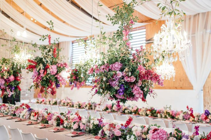 Rockhaven Farm - flowers by Fleur le Cordeur  #wedding #flowers #luxury