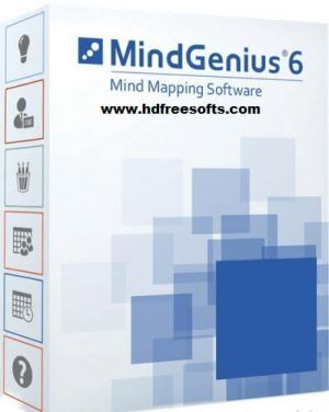 MindGenius Pro 6.1 Crack + Serial Key Full Version is mind mapping software helps you visualize information seamlessly turning ideas into actionable project