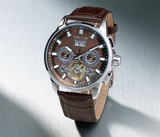 Automatické náramkové hodinky
