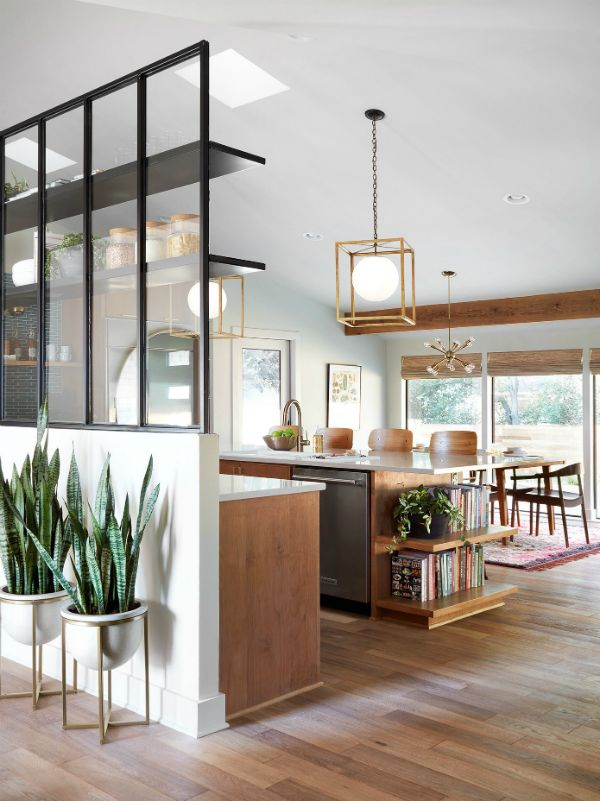 The Joanna Gaines Jennifer Lopez Project Fixer Upper Kitchen Home