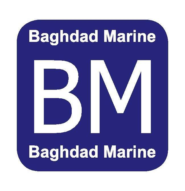 Follow baghdadmarine on Social Media. Sale Genuine Spare Parts & Accessories for all JetSkis & Boats Engines & All Marine Equipment.