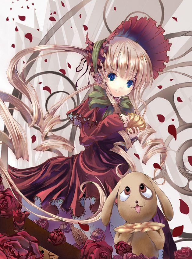 shinku rozen maiden   kunkun rozen_maiden shinku